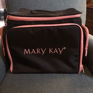 Makeup accessories tote